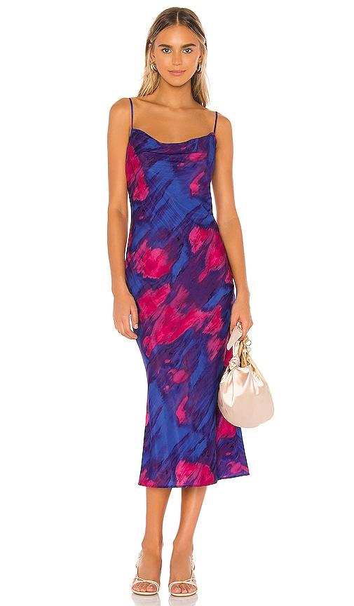 Boston Midi Dress by Majorelle