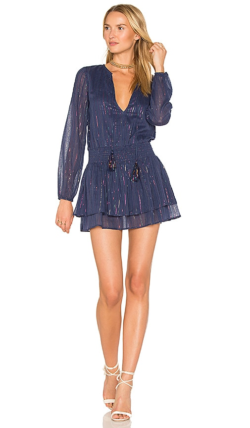 Majorelle MAJORELLE Teresa Dress in Blue.