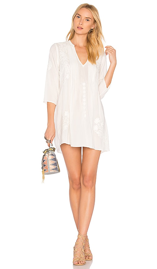 MAJORELLE Starboard Tunic in Ivory