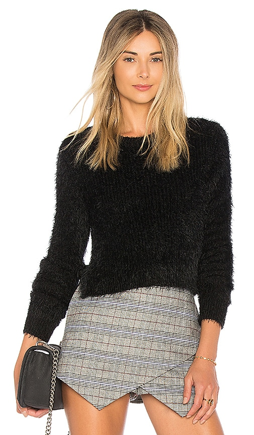 MAJORELLE Majesty Sweater in Black