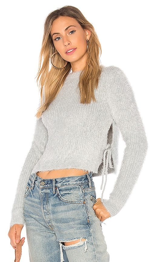 MAJORELLE Marjorie Sweater in Blue