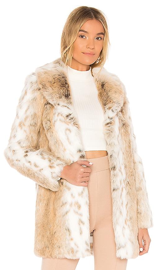 Tatiana Faux Fur Coat