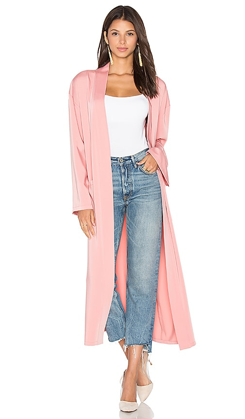 MAJORELLE Rachel Jacket in Blush