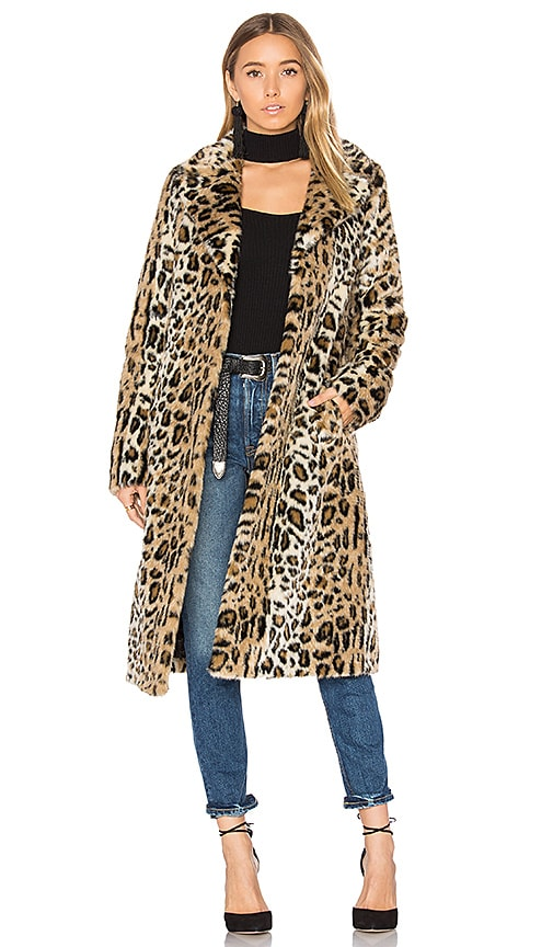 Fifi Faux Fur Coat