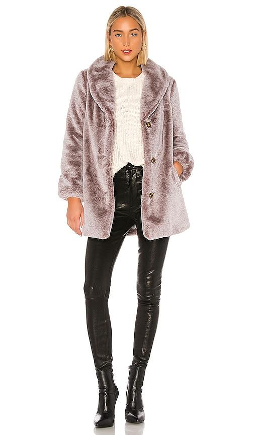 Brinley Faux Fur Coat