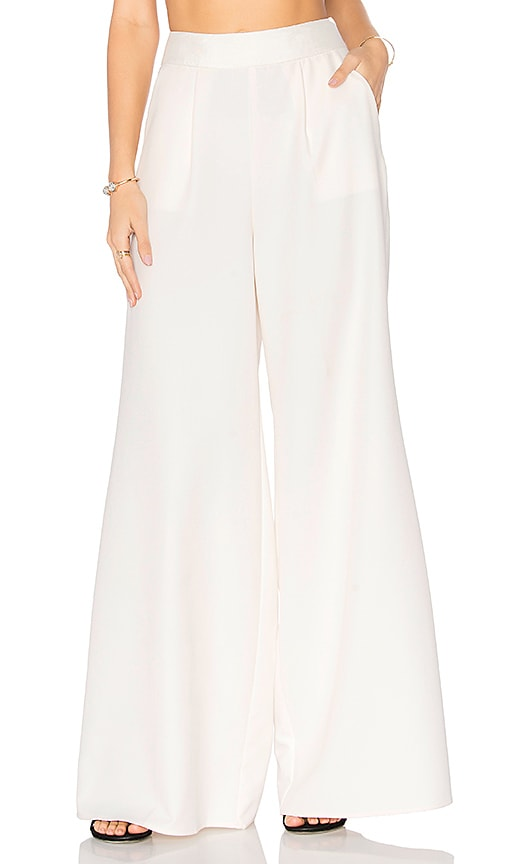 MAJORELLE Splendour Pants in Ivory