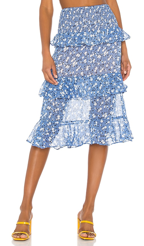 Everly Midi Skirt