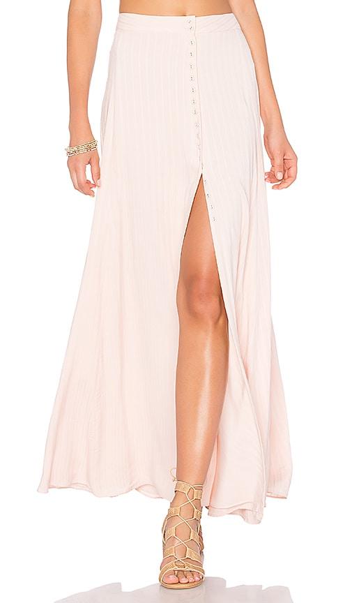 Pink Sangria Skirt