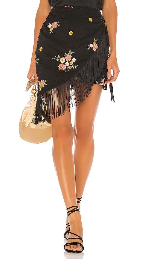 Hallie Mini Skirt