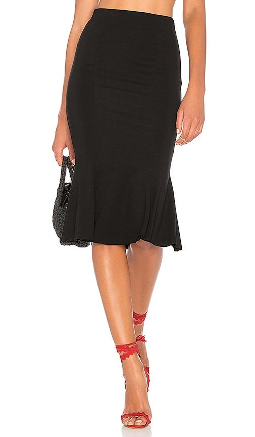 MAJORELLE x REVOLVE Roksana Skirt in Black