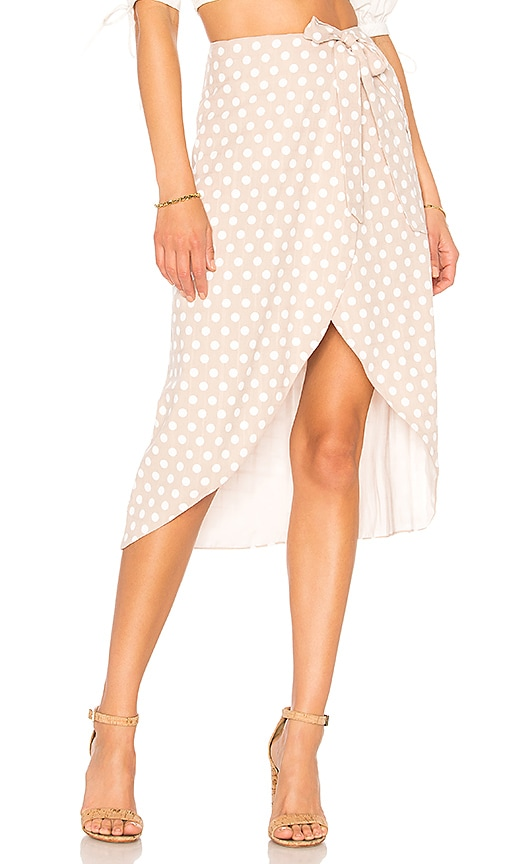 Mia Midi Skirt by Majorelle