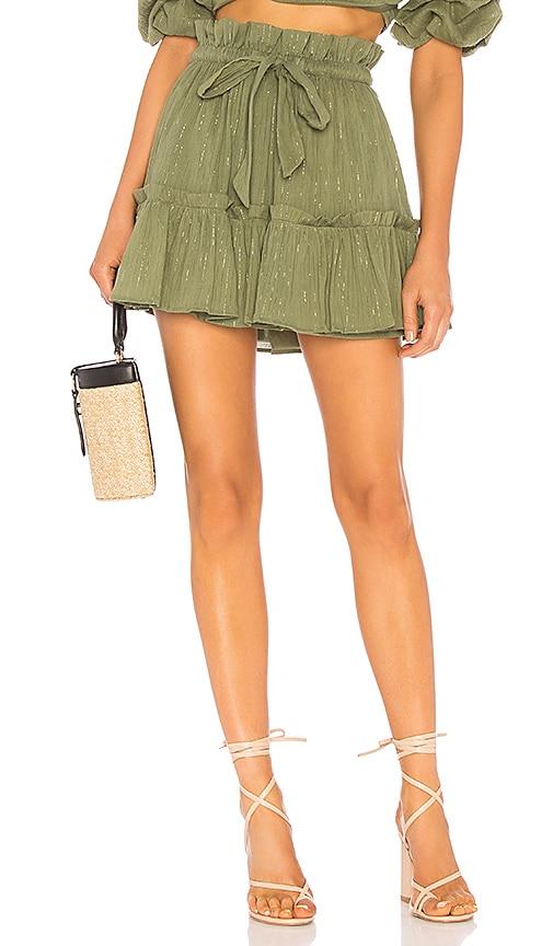 Charlie Mini Skirt