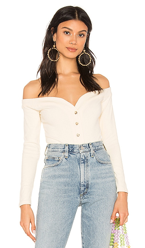 Buttoned Up Bodysuit