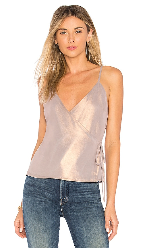 MAJORELLE Polina Tank in Pink