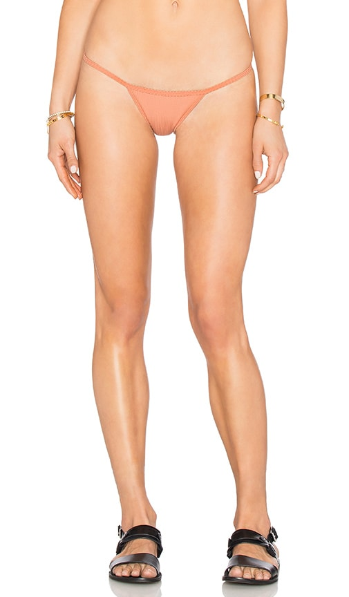 MINIMALE ANIMALE The Lucid Brief Bottom in Tan
