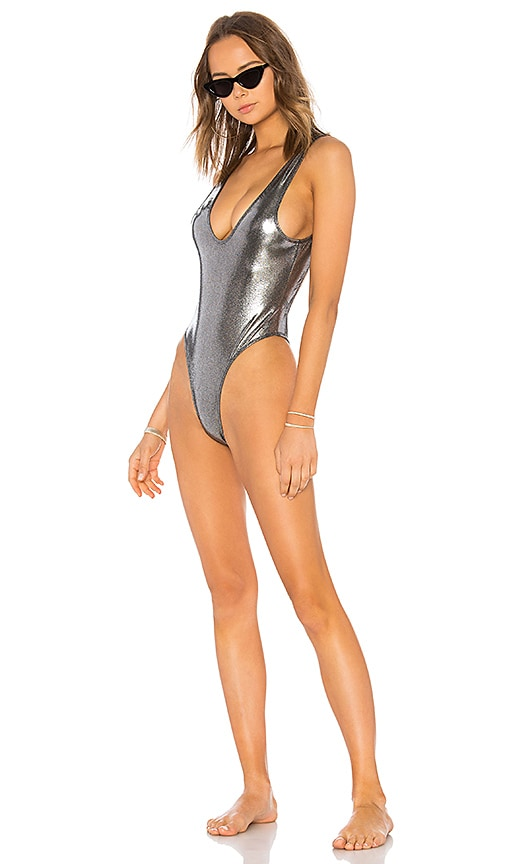 The Tyler Shimmer Suit