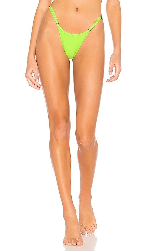 The Skinny High Lucid Brief Bikini Bottom
