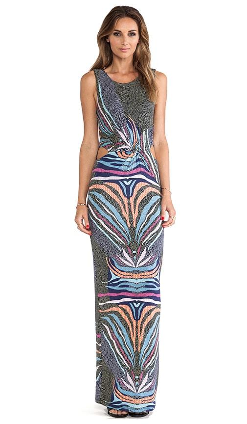Twist Maxi Dress