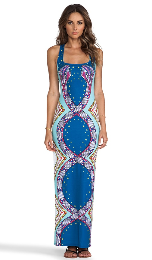 Jersey Racer Back Maxi