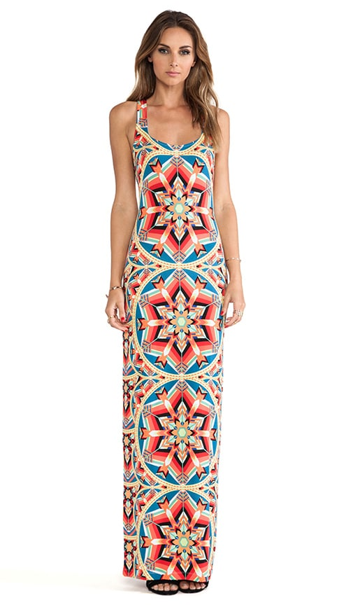 Modal Racerbeck Maxi Dress