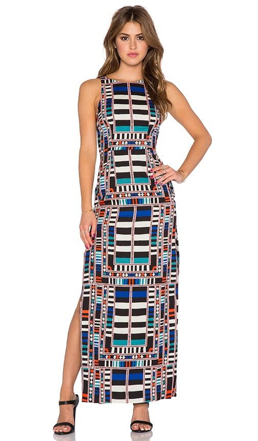 Cut Out Column Dress