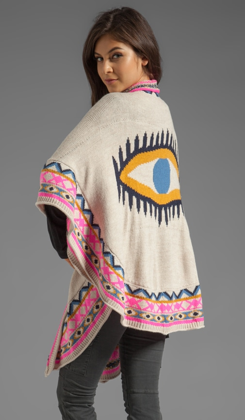 Eye Shawl