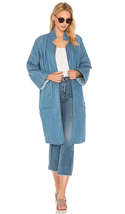 Mara Hoffman Winona Jacket in Blue