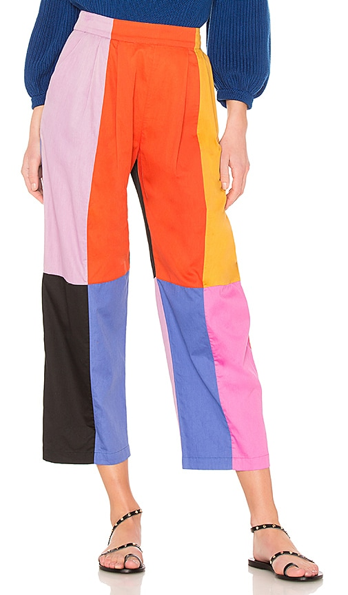 Audre Pant in Yellow. - size 0 (also in 2,4) Mara Hoffman