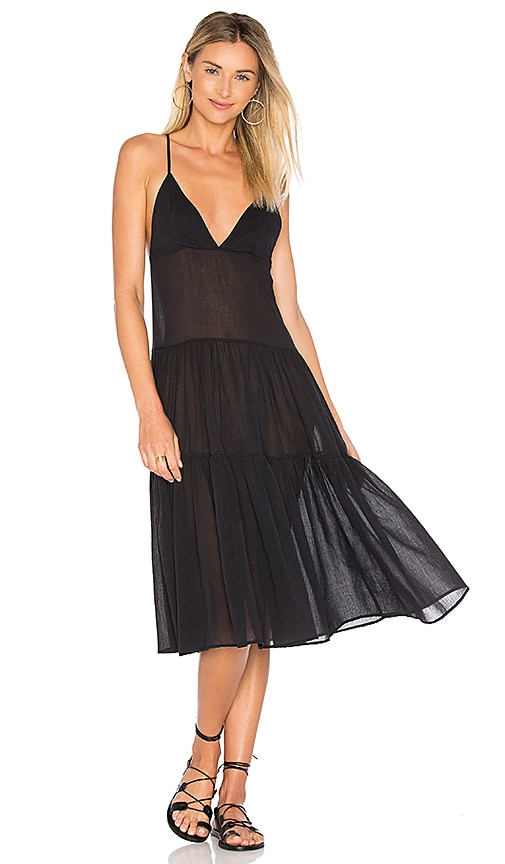 26e3625386 Tiered Ankle Dress. Tiered Ankle Dress. Mara Hoffman