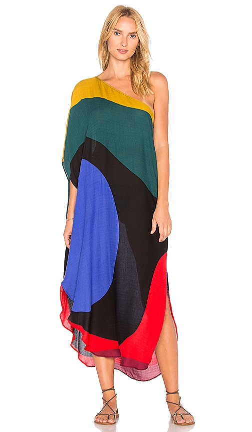 Noa Dress in Blue. - size M/L (also in XS/S) Mara Hoffman Cheap Sale Genuine Buy Cheap Huge Surprise Websites Cheap Price Clearance Cheap Online Buy Cheap Pre Order 4vqeT4
