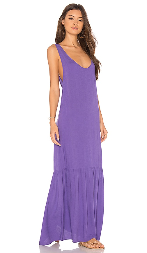 8b86ac89ee Mara Hoffman Valentina Dress in Purple | REVOLVE
