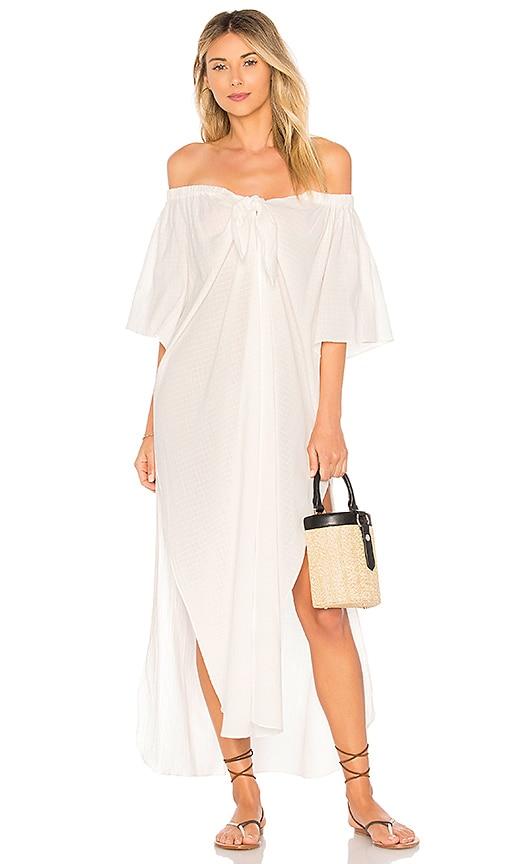 Mara Hoffman Kamala Dress in White