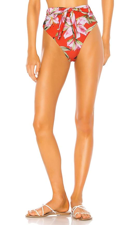 Goldie High Waist Bikini Bottom