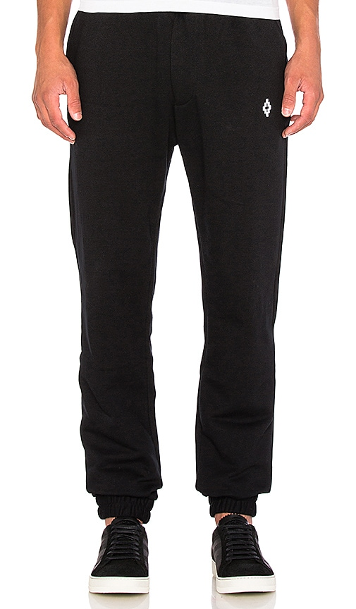 Marcelo Burlon Uturuncu Pant in Black