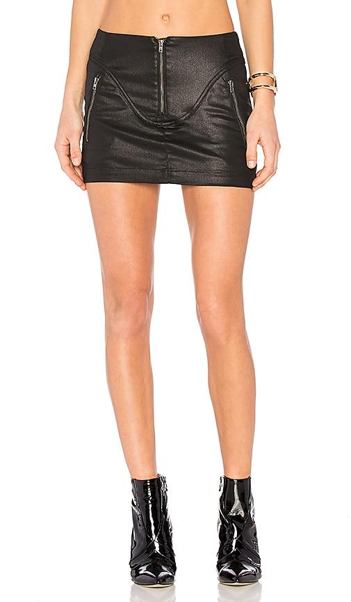 Marcelo Burlon Yumi Skirt in Black