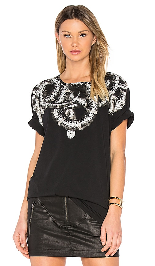 Marcelo Burlon Zunilda T Shirt in Black