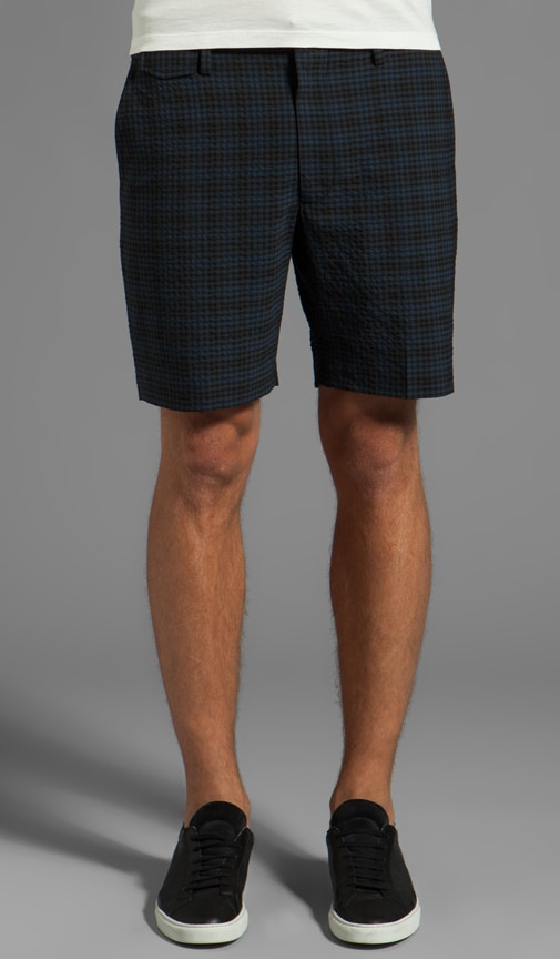 Easton Check Short