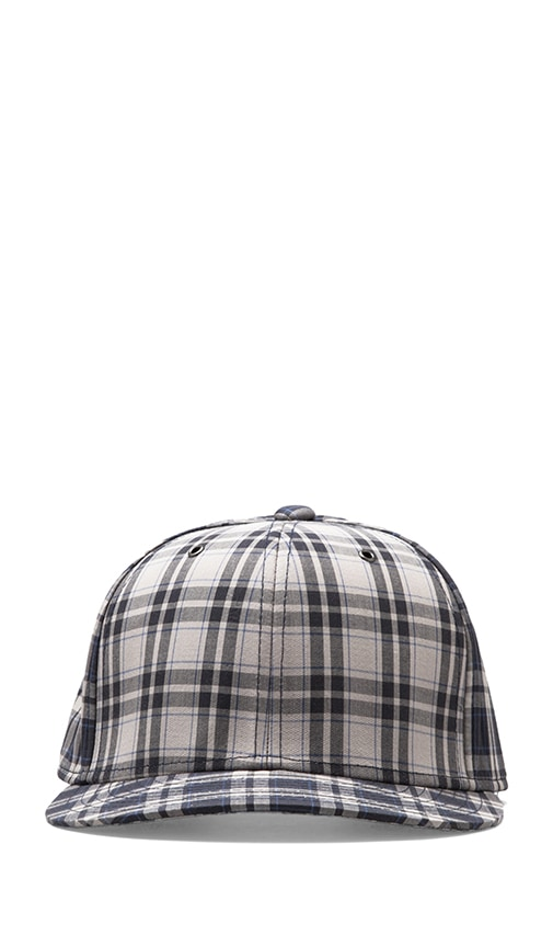 Harmony Plaid Hat