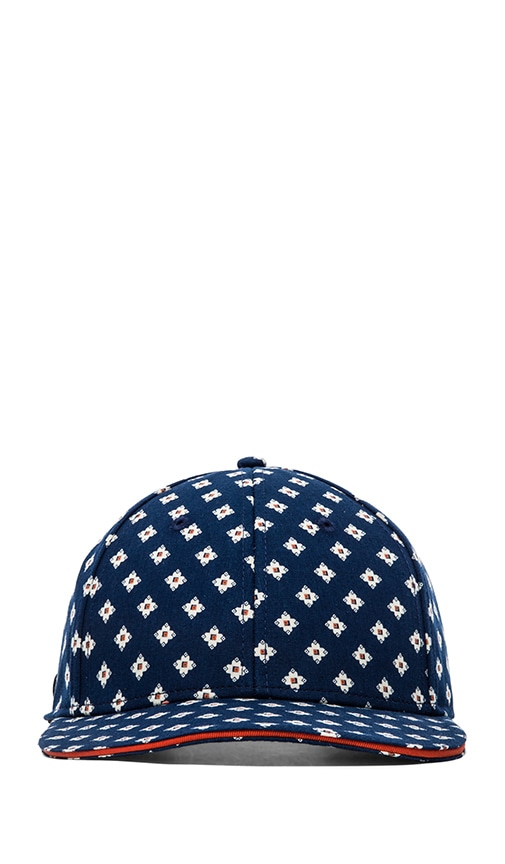 Catalina Chambray Cap