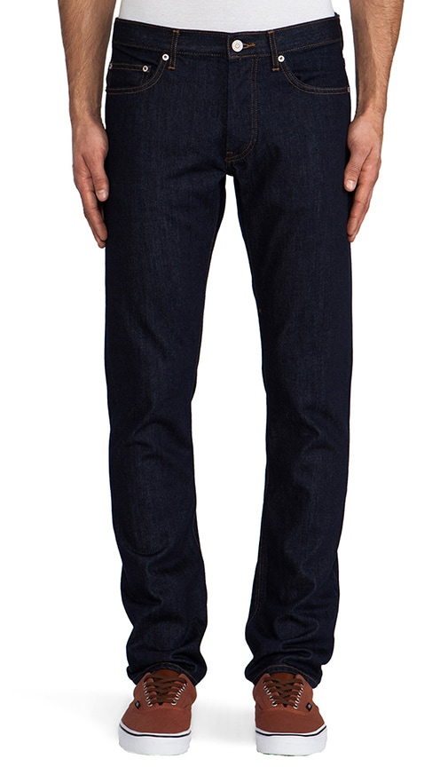 Indigo Denim New Uniform Straight