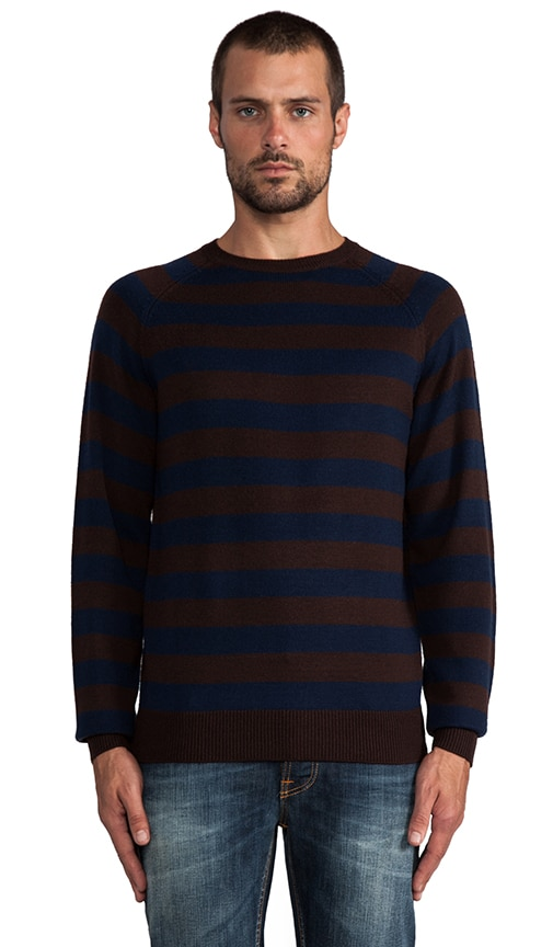 Yukon Stripe Sweater