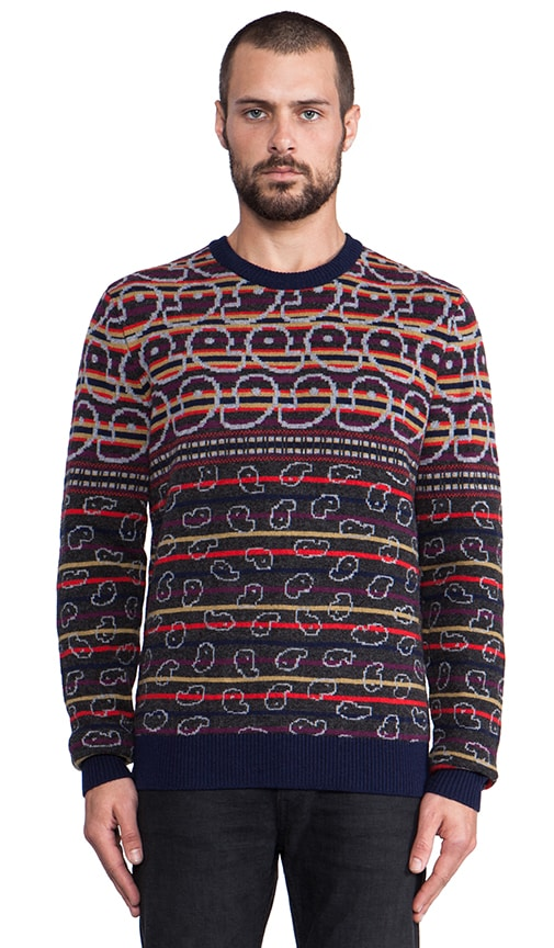 Finsbury Fairisle Sweater
