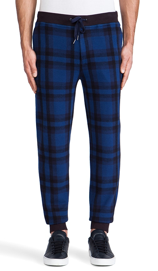 Sheffield Plaid Sweatpant