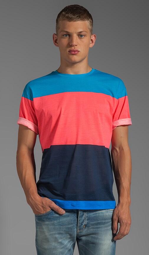 T-shirt Patrick à rayures