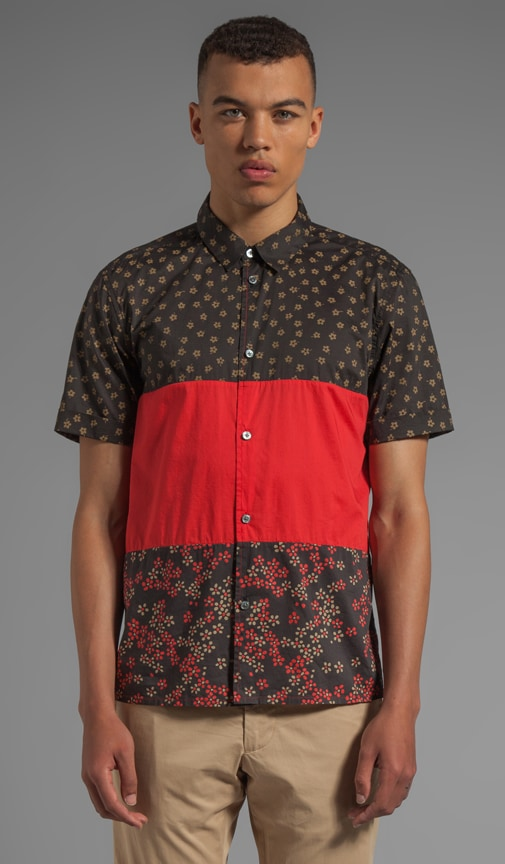 Ace Floral Shirting