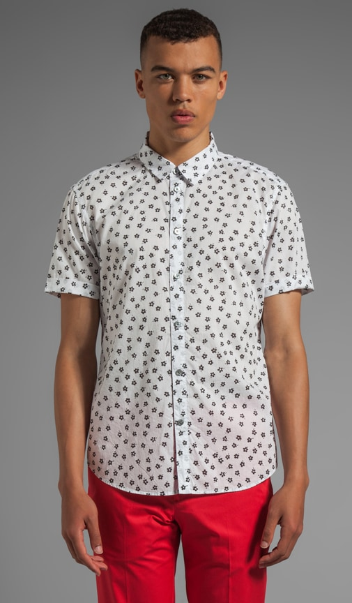 Anderson Floral Shirting