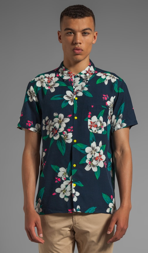 Dempsey Floral Shirt