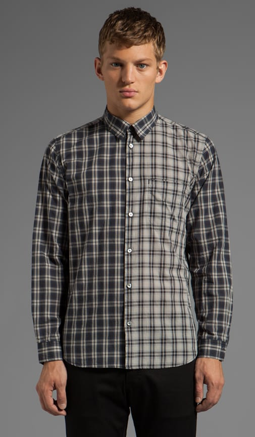 Harmony Plaid Button Down
