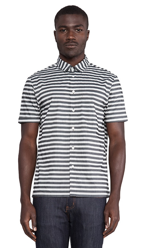 Brentwood Stripe Buttondown