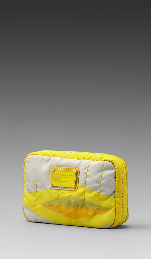 Pretty Nylon Haley Diamond Compact Travel Cosmetic Bag